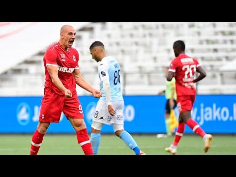 Antwerp Seraing Utd. Goals And Highlights