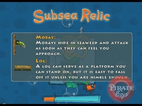 Subsea Relic Shark fish Gameplay part 5 -|pirate boys|