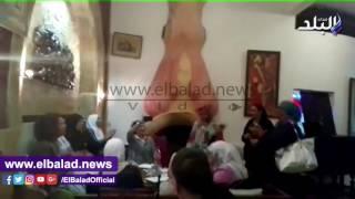 بالفيديو.. شاهد جلسة للحضرة النسائية بالمغرب بمشاركة مصرية