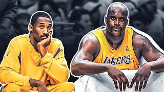 The Kobe And Shaq Beef Explained