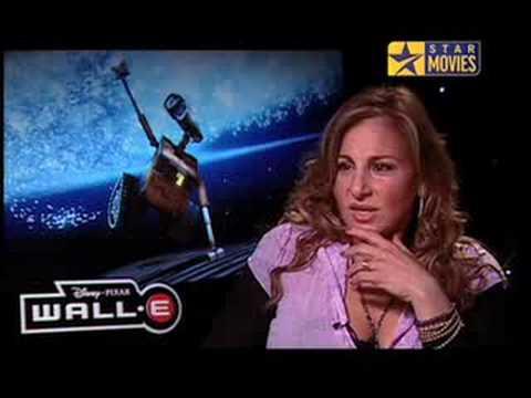 """Star Movies VIP Access """"Wall-E"""": Kathy Najimy"""