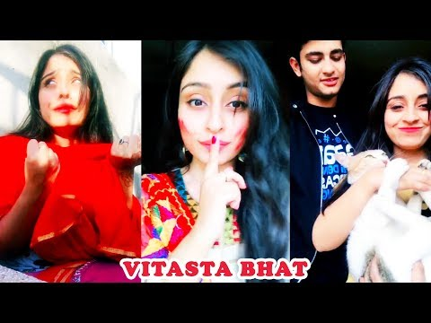NEW Vitasta Bhat Musical.ly 2018 | The Best Musically Compilation