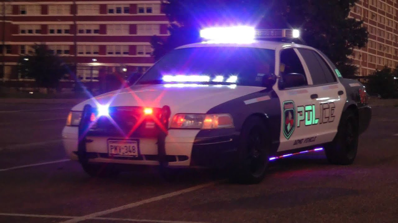 Police Car With Working Lights For Sale
