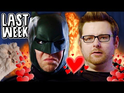 Thumbnail: Last Week I Met Batman Who Is Real And My Friend