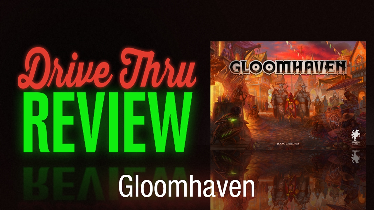 Gloomhaven (Second Printing) by Isaac Childres — Kickstarter