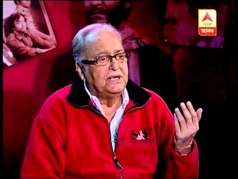 'Akapat Soumitra':  Interview with actor Soumitra Chattopadhyay (part-1)
