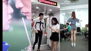 Tiktok 2018 Funny Video in China