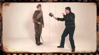 Краткий исторический обзор малой пехотной лопаты