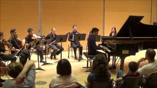 Or Yissachar plays Schumann - Piano concerto in a minor, 1st mov
