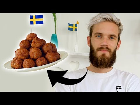 Thumbnail: HOW TO: MAKE SWEDISH MEATBALLS