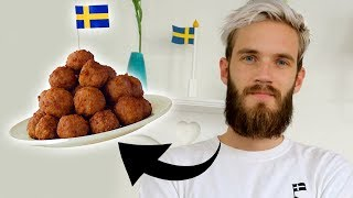 HOW TO: MAKE SWEDISH MEATBALLS thumbnail