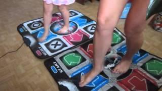 Танцювальний килимок (Dance Pad)