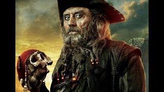 Leyendas Piratas: El Temible Pirata BarbaNegra
