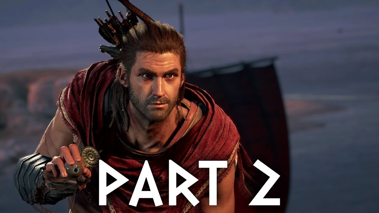 Assassin S Creed Odyssey Gameplay Walkthrough Part 2 I Feel