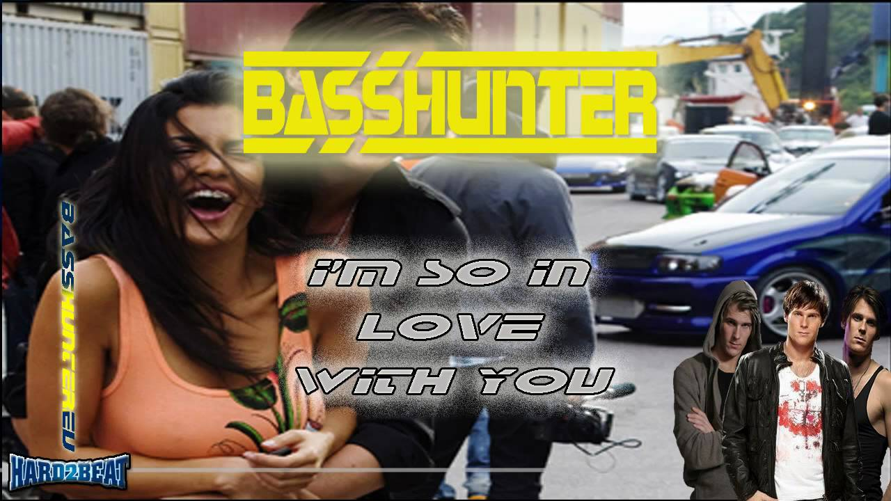 basshunter - i'm so in love with you - YouTube