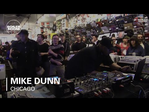 Mike Dunn Boiler Room Chicago DJ Set