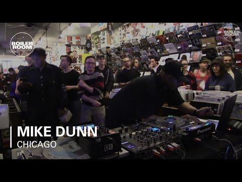 Mike Dunn Boiler Room Chicago DJ Set