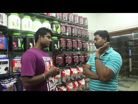 Bodybuilding documentary in Tamil and English
