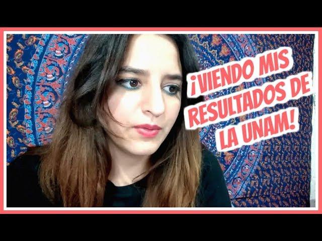 VIENDO MIS RESULTADOS DE LA UNAM + MI PROCESO PARA HACER EL EXAMEN | Ele Silva #1