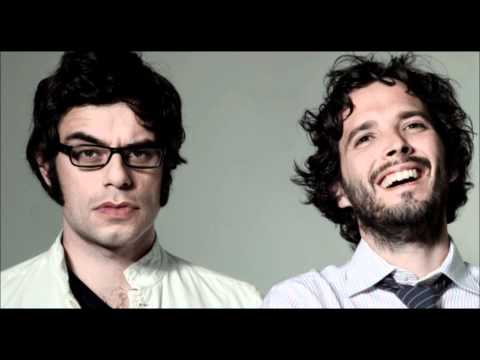 Flight Of The Conchords - Hiphopopotamus Vs Rhymenoceros (With Lyrics)
