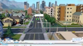 Sim City (2013) PC (GamePlay)