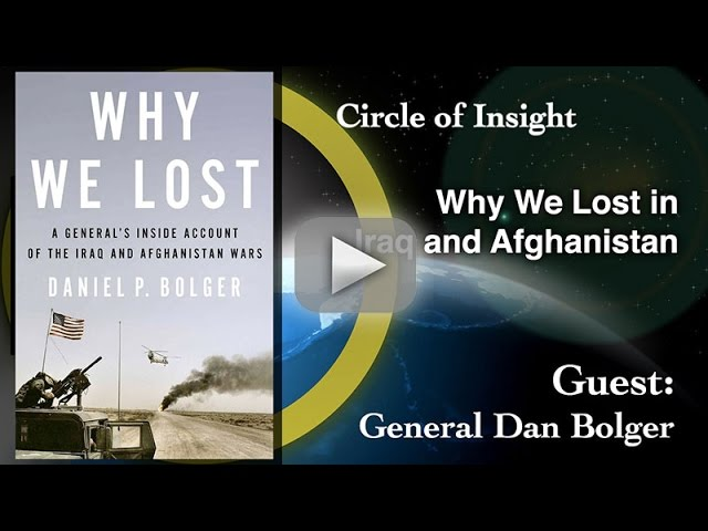 Why We Lost in Iraq and Afghanistan