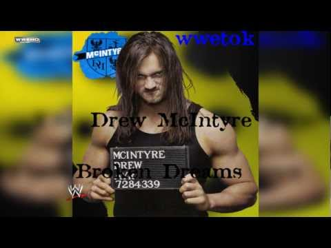 WWE Drew McIntyre 2012 Unused Theme Song 'Broken Dreams' By Drake Hunt (With Download Link) HQ