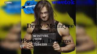 WWE Drew McIntyre 2012 Unused Theme Song