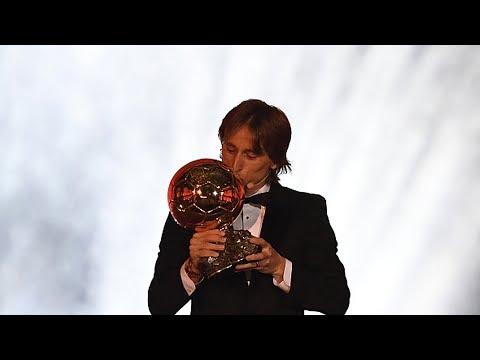 Luka Modric Ballon d † Or 2018 - Cinematic Highlights