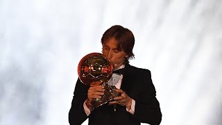 Luka Modric Ballon d'Or 2018 - Cinematic Highlights