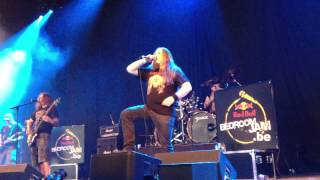 Leave Scars - Pulverize/Trapped; Live @ Graspop Metal Meeting 27-06-2013