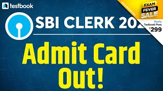 SBI Clerk Admit Card 2021 Out! | How to Download SBI Clerk Pre Admit Card | SBI Clerk Hall Ticket