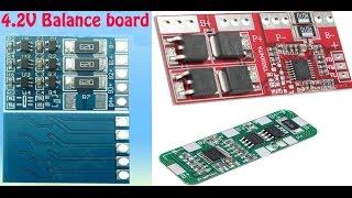 Балансировка 18650 для дешёвых контроллеров, запуск после к.з. без подключения зарядки