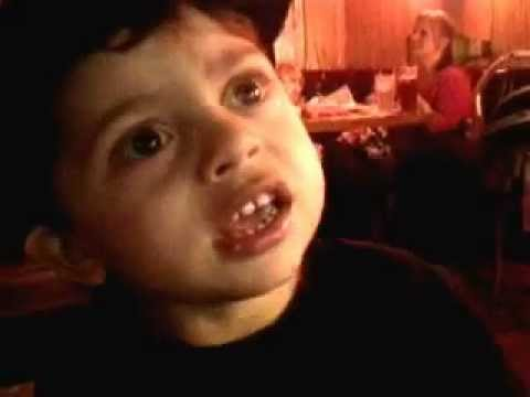 Vote No on : cute kid sings apple bottom jeans