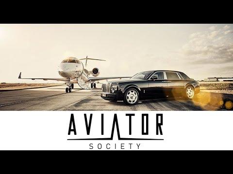 Work Hard, Fly Right - Aviator Society