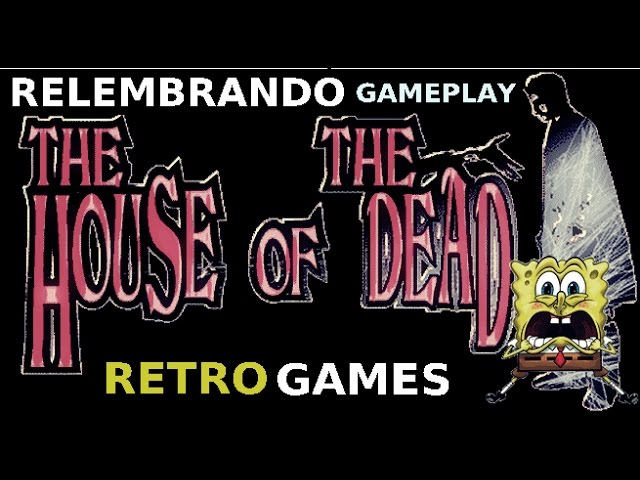 Relembrando House Of Dead #1 Retro Games Gameplay Pt Br