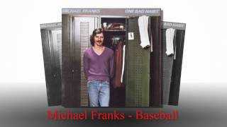 Baseball - Michael Franks