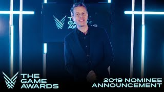 The Game Awards   2019 Nominee Announcement