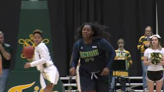 Women's Basketball Game Highlights: UNCW