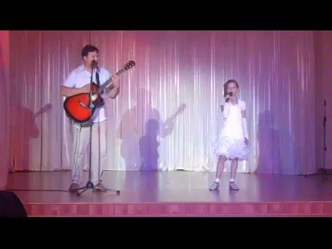 Песня из мультфильма Холодное сердце под гитару