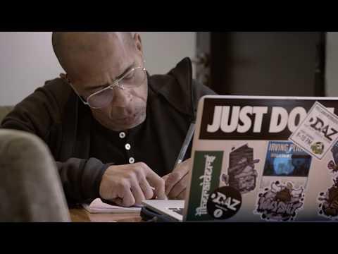 Youtube: Découvrez l'histoire de l'écriture du titre #RapWarrior