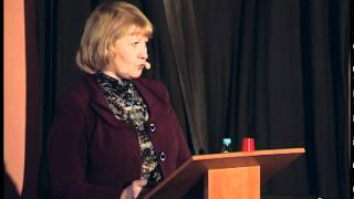 TEDxTurgenevLibrary - Elena Lindeman - What Stands in the Way