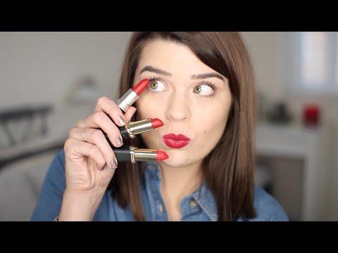 My Top 5 Red Lipsticks   ViviannaDoesMakeup