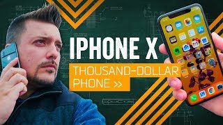 connectYoutube - iPhone X Review: Great, But Not Grand