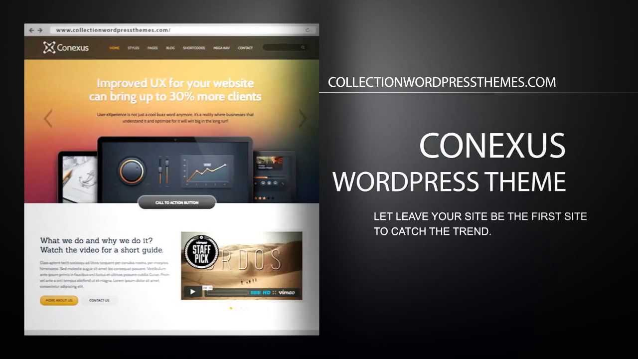 Best Business Wordpress Themes 2014 Youtube