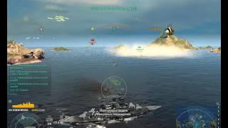 Жёсткое порно в world of warships (Part 1)