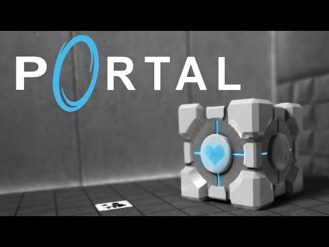 Portal прохождение на русском # 1 серия