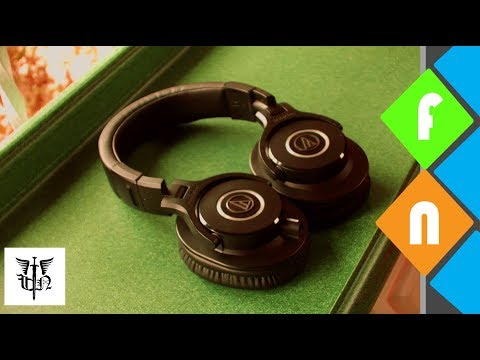 Audio Technica Ath-m40x Review - The Best Headphones Under $100!