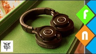 Audio Technica ath-m40x Review - The Best Headphones Under $100!