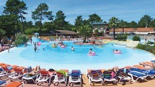 Camping Le Sylvamar - Labenne-Océan, Gascogne, Frankreich